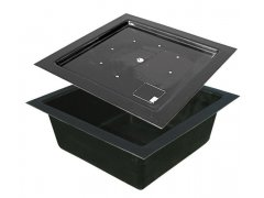 Fontánová hranatá nádrž (125x125cm, hl.35cm)