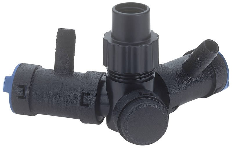 """Oase MULTI WD 1/2"""" hadicový rozdělovač (19/25/32/38mm) - Stavba jezírka,hadice,trubky,fitinky Kulové ventily, klapky, rozdělovače"""