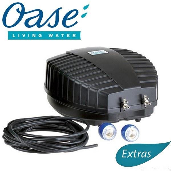 Oase AquaOxy 1000 (vzduchovací set na 10m3) - Vzduchování do jezírka Vzduchovací kompresory