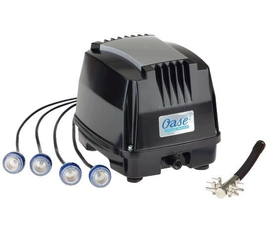 Oase AquaOxy 4800 (vzduchovací set na 50m3) - Vzduchování a topítka do jezírka Vzduchovací kompresory