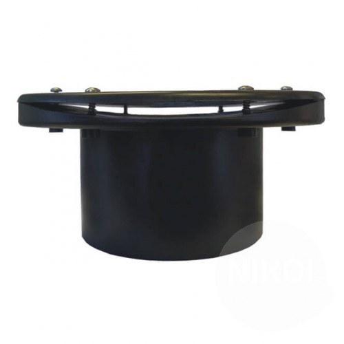 PVC příruba kónická 110mm - Stavba jezírka,hadice,trubky,fitinky Gule-dnová vpusť,příruby