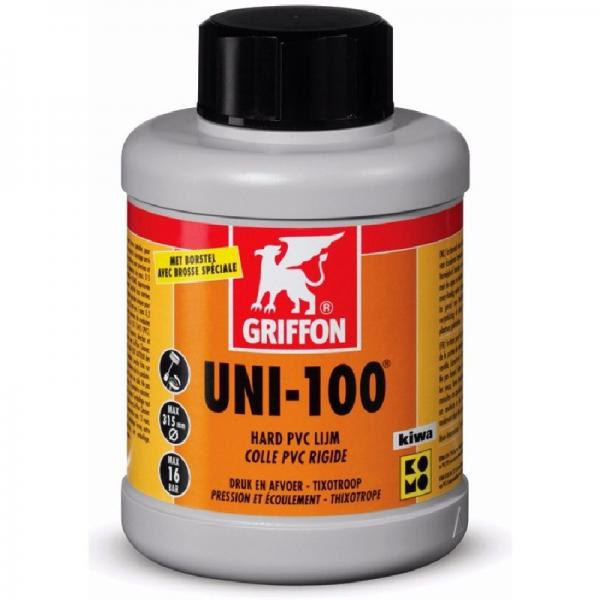 Griffon UNI-100 lepidlo na PVC (250ml)