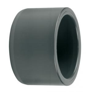 PVC redukce krátká 50x40mm (lep.) - Stavba jezírka,hadice,trubky,fitinky Tvarovky,fitinky Redukce