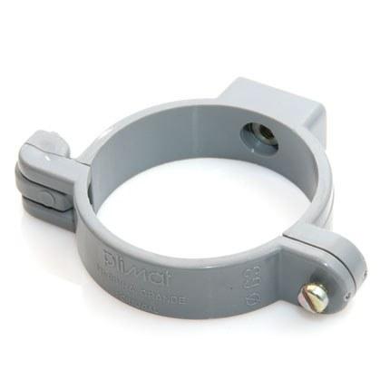 Trubková spona uzavřená PP (63mm) - Stavba jezírka,hadice,trubky,fitinky Hadicové spojky,spony,příchytky