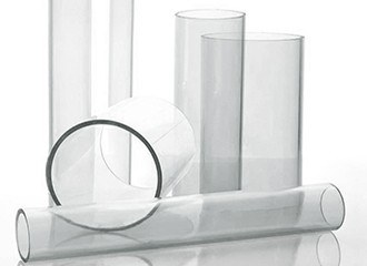 PVC transparentní trubka 50mm/2,4mm (1bm) - Stavba jezírka,hadice,trubky,fitinky Hadice,trubky
